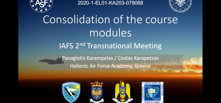 Second Transnational Meeting